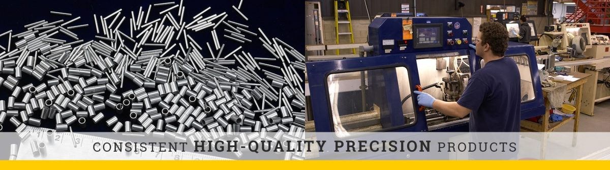 Precision Products Slider Image