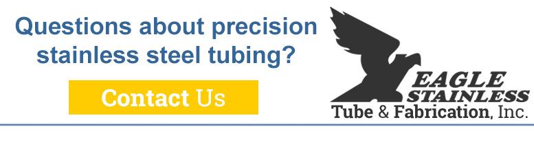Precision Steel Tubing CTA