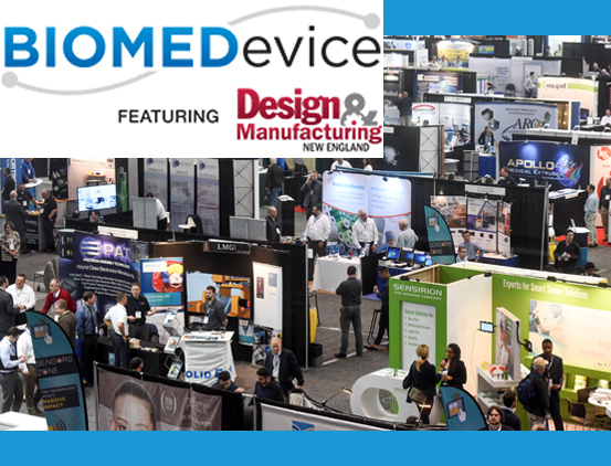 biomedevice boston trade show